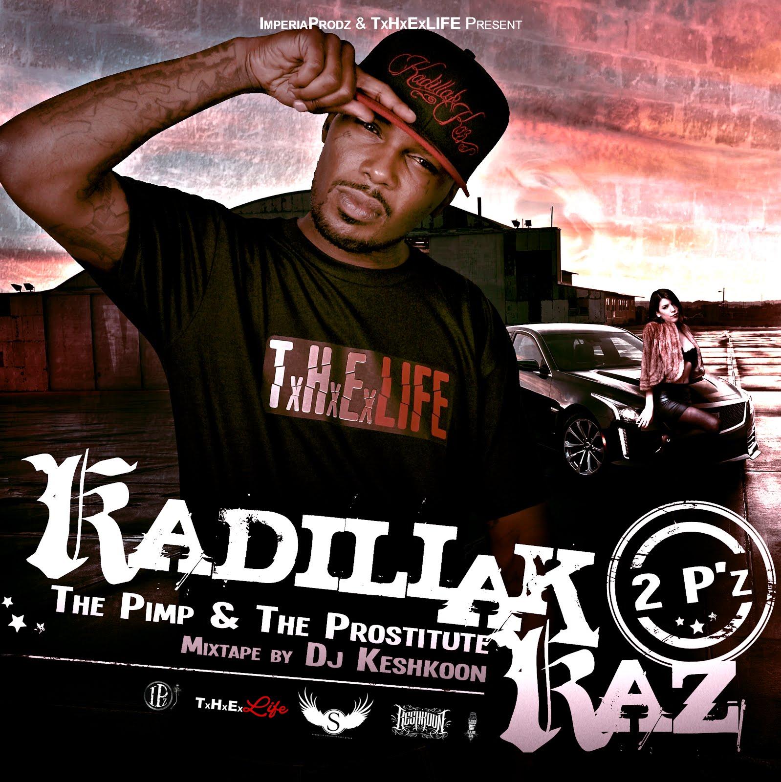 Kadillak Kaz - 2Pz The Pimp & The Prostitute
