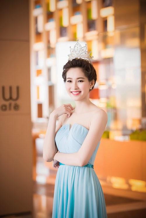 Hoa hậu Việt Nam 2014 không chấp nhận thí sinh 'đã sống thử'