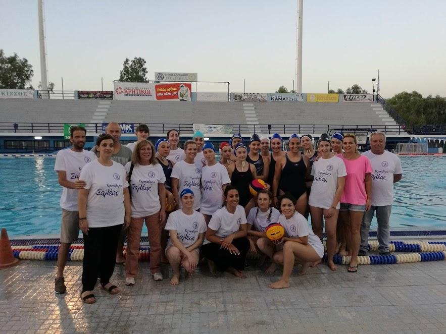 Water Polo Women Ν.Ο.Χ.-Ν.Ο.Α. 2017