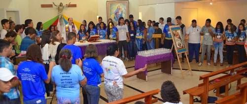 Intercâmbio Missionário reúne 130 jovens na arquidiocese de Brasília
