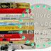 12 livros que você tem que ler! - com Márcia Diniz