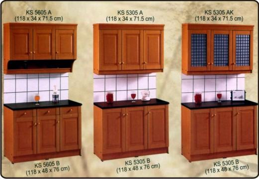 lemari dapur sederhana