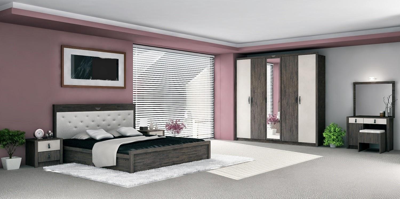 peinture chambre adulte design. Black Bedroom Furniture Sets. Home Design Ideas