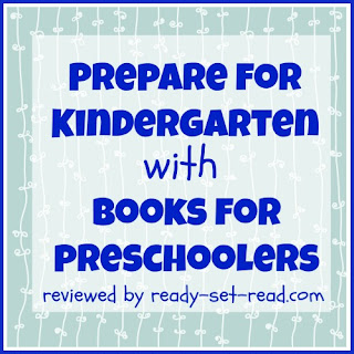 preparing for kindergarten, books for preschoolers