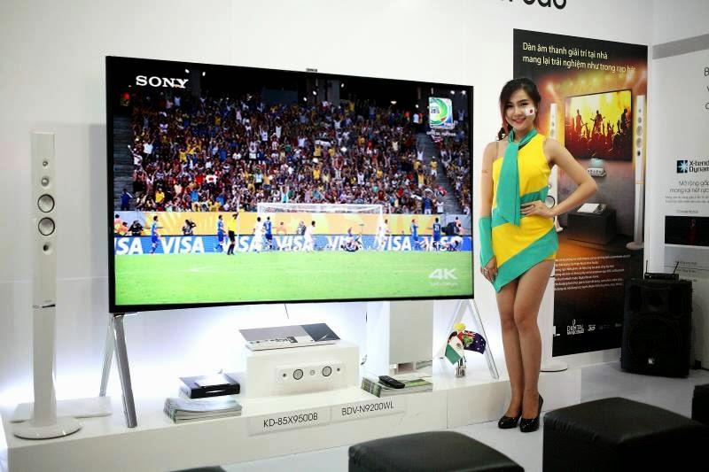 Sony chính thức tách mảng TiVi thành công ty độc lập mang tên Sony Visual Products