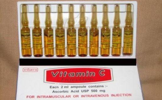 Vitamin C Injeksi