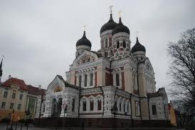Catedral de Alexander Nevski de Tallin