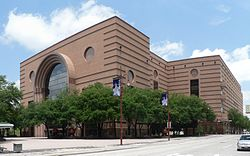 The Wortham Theater Center
