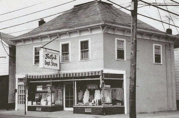 25 vintage photos of shops and stores in new jersey vintage everyday. Black Bedroom Furniture Sets. Home Design Ideas