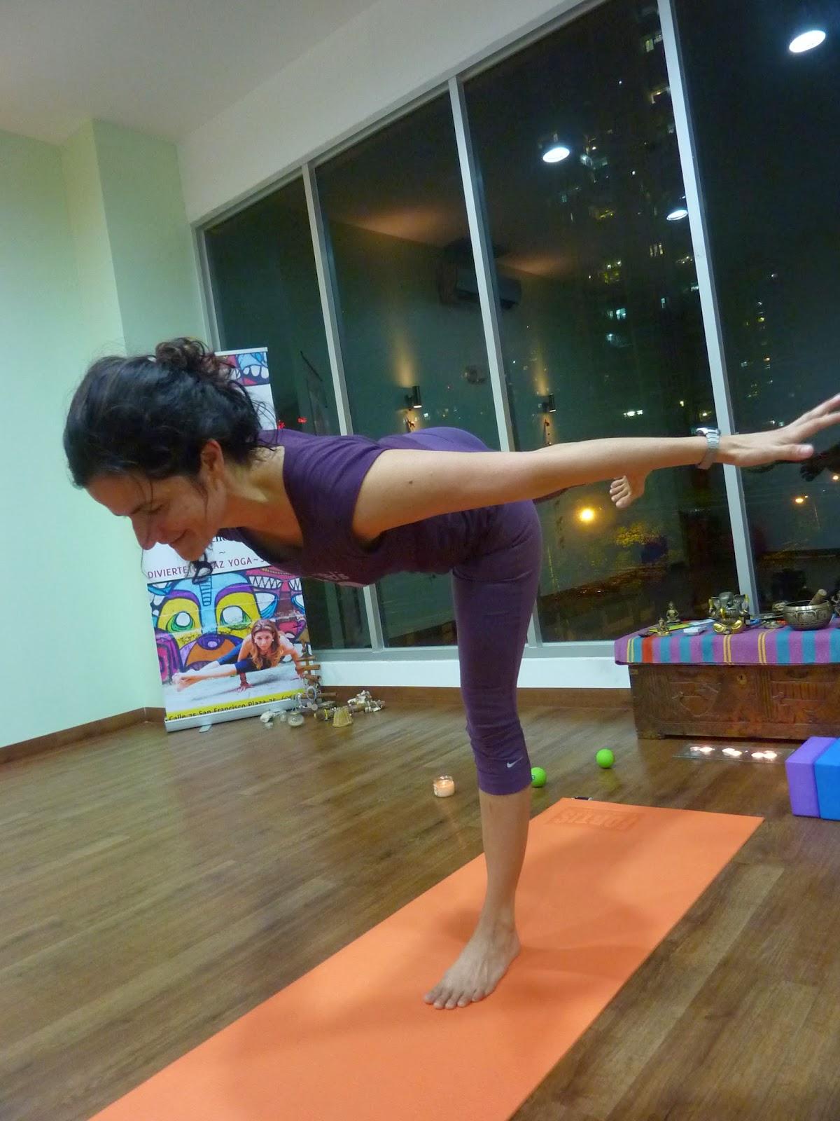 Yoga para deportistas