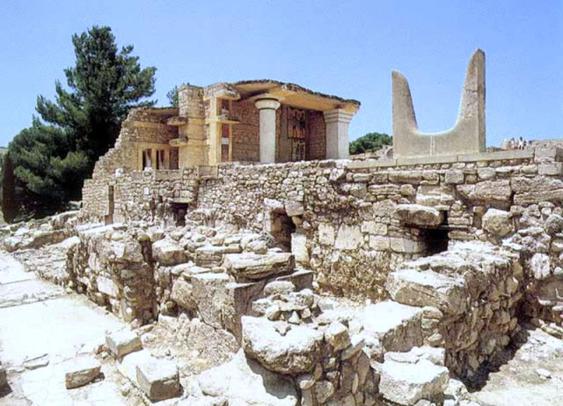 Knossos archaeological sites to be integrated as open museum