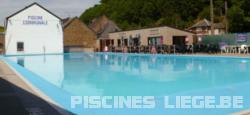 piscine extérieure theux liege