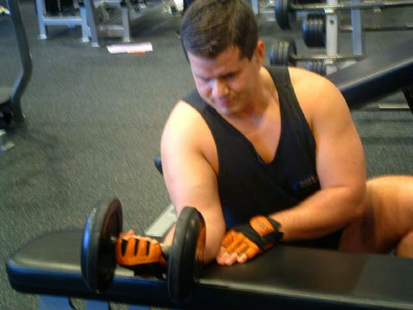 Biceps and Forearms Workout Examples | Tips | Fashion and