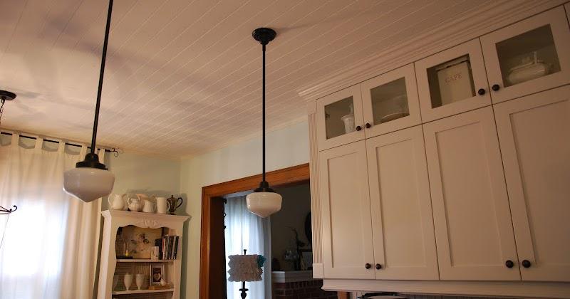 Oakview Cottage School House Drop Lights