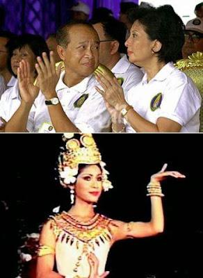 Perselingkuhan Pangeran Kamboja
