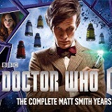 Doctor Who: The Complete Matt Smith Years Limited Edition Blu-ray Gift Set Will Arrive on November 4th!