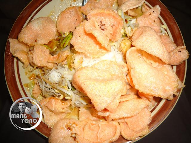 Ketoprak Makanan Tradisional Indonesia Yang Unik