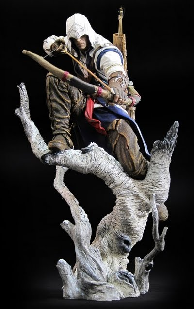 Assassin's Creed 3 PVC Figure