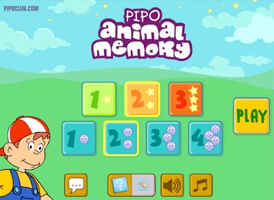 El Club de Pipo: videojuegos para aprender (II)