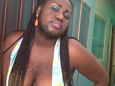I Get over 100 Suitors Daily - Popular Hairy Lady, Queen Okafor