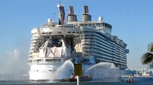 OASIS OF THE SEAS EN EUROPA