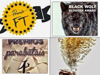 Premios Parabatais, FT, Dardos y Black Wolf