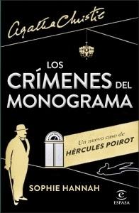 Los crímenes del monograma - Portada