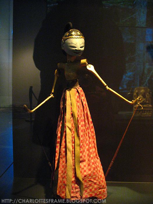 Arjuna, This wayang kulit puppet, young prince Parmadi