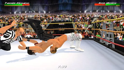Download Wrestling Revolution 3D v1.530 Apk Mod