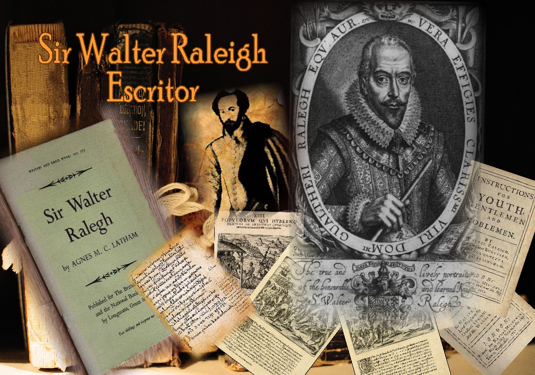 sir walter raleigh and roanoak On march 25, 1584 elizabeth granted explorer sir walter raleigh a charter to  colonize the area of north america that was the future virginia colony - currently .