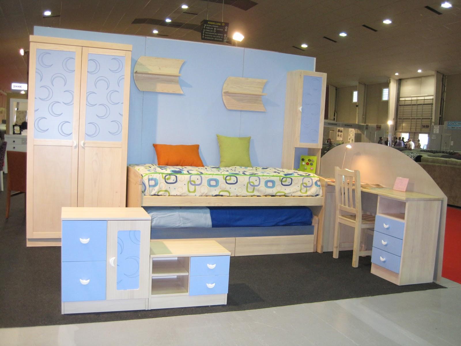Muebles arcecoll dormitorio juvenil de madera maciza - Dormitorios juveniles de madera maciza ...
