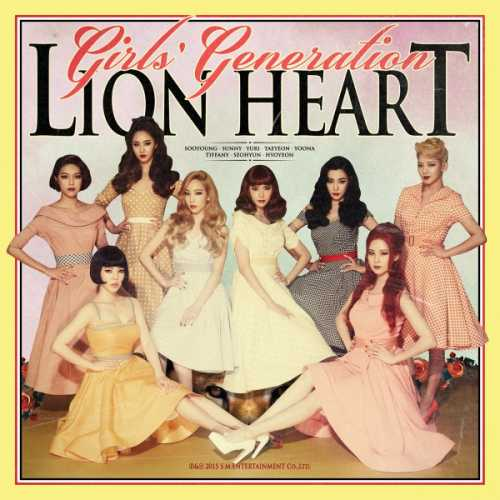 [Album] 少女時代 – Lion Heart (2015.08.19/MP3/RAR)