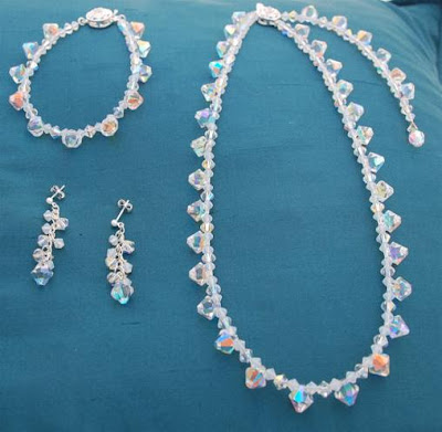 Bridal Jewellery Set Models