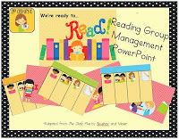 Reading Group PowerPoint on TPT FREE