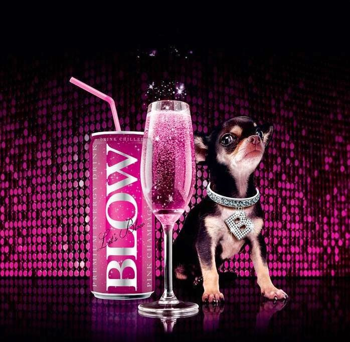 blow energy italy la bevanda tutta rosa
