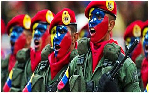 La Fuerza Armada Nacional Bolivariana como actor geopolítico