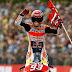 Vibrante segunda posición de Marc Márquez en Holanda