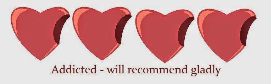 4 stars from Love Bites and Silk for Rescuing Cade