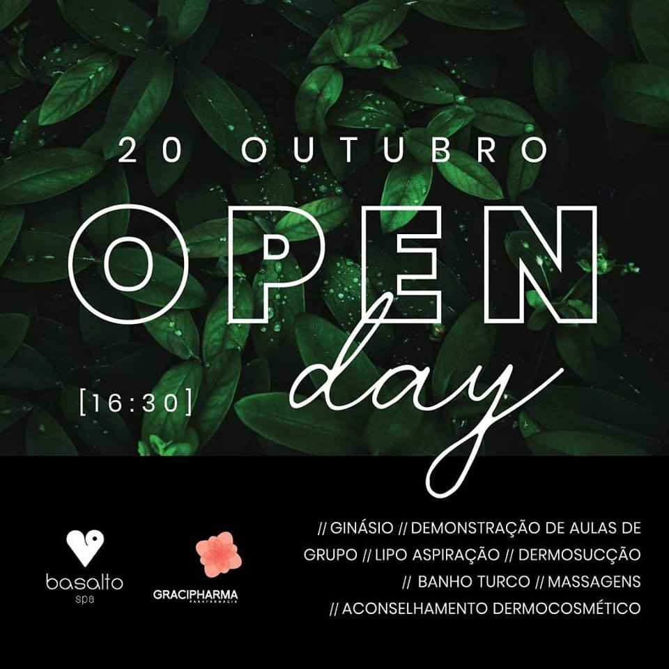 Open Day no Basalto Spa