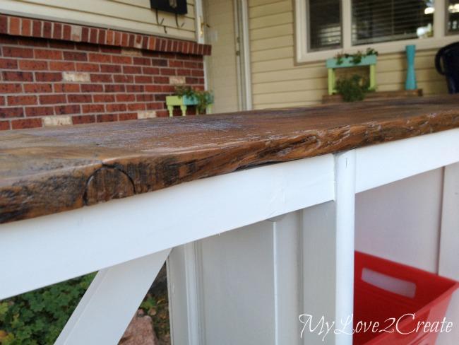 beautiful reclaimed wood