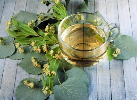 чай для похудения липа и омела