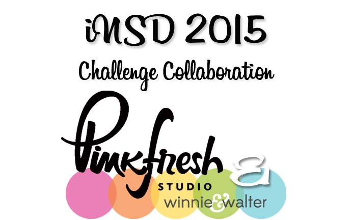iNSD Challenges from Pinkfresh Studio and Winnie & Walter