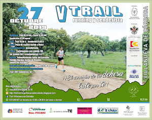 V Trail de Villanueva de Córdoba