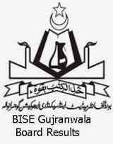 BISE Gujranwala Board Results 2015