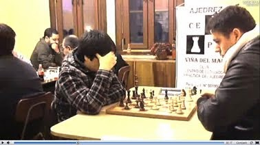 Transmitimos en Vivo! la 9a fecha de Torneo Ajedrez CEPA, 25 de mayo 2013.