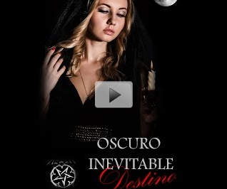 "Book-trailer ""Oscuro inevitable destino"""