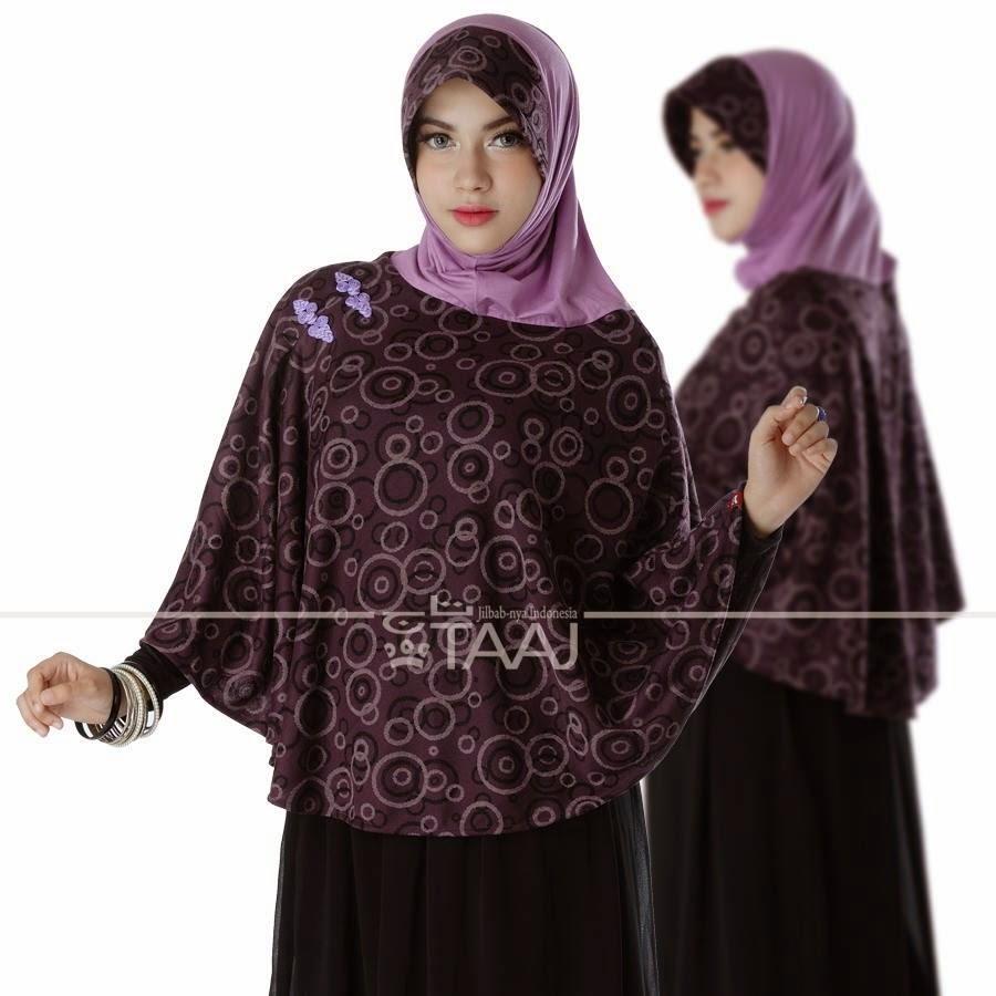 Jilbab Taaj Surabaya Kerudung Taaj Koleksi Nopember