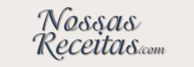 logomarca do site nossasreceitas.com