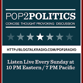 LISTEN TO DAVID LOFTUS EVERY SUNDAY ON POP2POLITICS