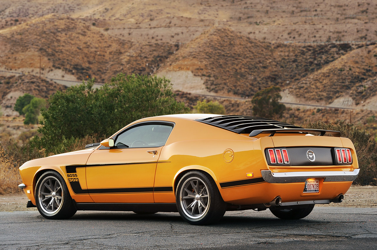 All Classic Cars NZ: 1969 Ford Mustang Fastback Retrobuilt